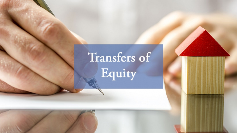 Transfers of Equity